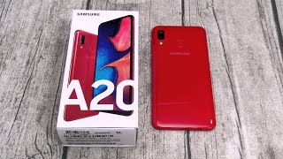 Samsung Galaxy A20 Real Review