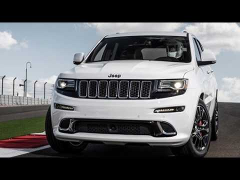 automotive review 2017 jeep grand cherokee trackhawk interior exterior performance price and. Black Bedroom Furniture Sets. Home Design Ideas