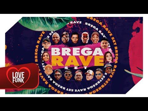 BREGA RAVE - MC´s Lan, GW, Neguinho do ITR, CL,Henny,Danny,M10,Vitinho Polemico,Anônimo,Yuri, Matias
