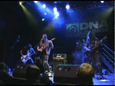Refuge Live at the DNA Lounge 10/7/12