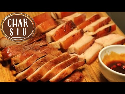 Resep Babi Char Siu Enak / 叉燒  (Delicious Pork Char Siu Recipe)