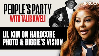 Lil Kim Tells Story Of How Biggie Picked The Iconic 'Hardcore' Squat Photo   People's Party Clip