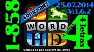 4 Fotos 1 Palabra   Todas Las Soluciones De 4 Letras (1-858)
