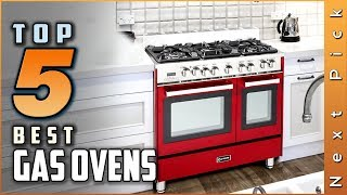 Top 5 Best Gas Ovens Reviews in 2020