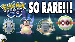 Donphan  - (Pokémon) - EPIC RARE GEN 2 HUNT!! MILTANK, DONPHAN. PUPITAR & MORE! Pokemon GO Gen 2 Rare Catching Spree