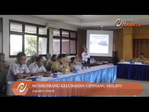 Penanganan Banjir Jadi Prioritas di Cipinang Melayu