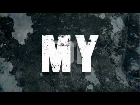 "COLDSIGHT - "" For My End "" - [Official Lyric Video 2013]"