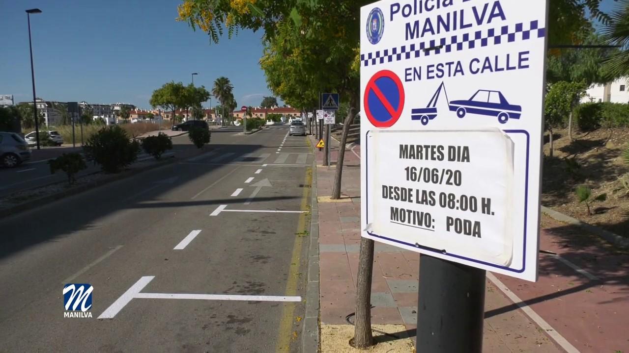 Mejoras en la Avenida de España