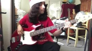 Stryper- Winter Wonderland (Bass Cover)