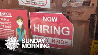 Help Wanted: The new sign of the times