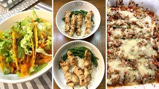 Easy Low Calorie Meals 30 Minutes Or Less!