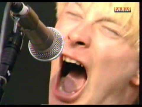 Radiohead The Bends live 1994