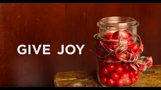DIY Christmas: Hidden Gift Mason Jar