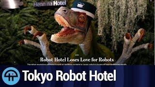 Tokyo Hotel Fires Half its Robots
