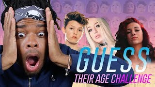GUESS HER/HIS AGE *IMPOSSIBLE* CHALLENGE