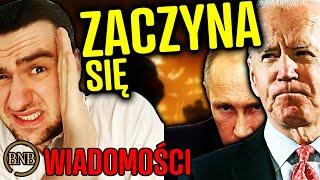 USA przekroczyły GRANICĘ! Rosja zapowiada W̳O̳J̳N̳Ę̳