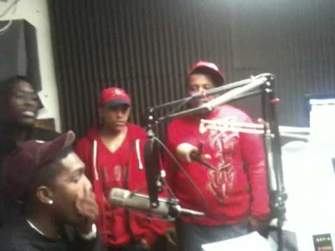 DAB & SLIDESQUAD HOT 103 INTERVIEW IN NM