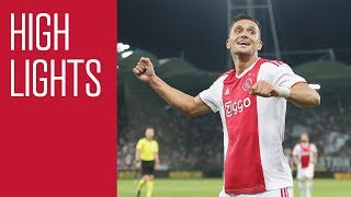 Highlights Sturm Graz - Ajax