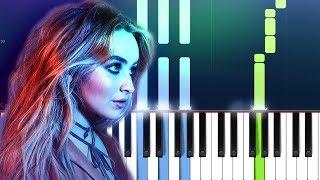 Sabrina Carpenter - Exhale (Piano Tutorial)