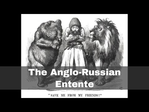 31st August 1907: The Anglo-Russian Entente is signed, forming the Triple Entente