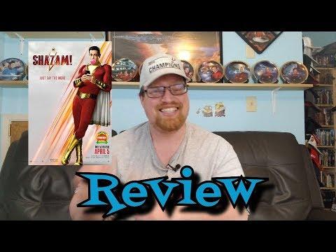 Shazam Movie Review - Action - Adventure - Fantasy