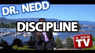 Dr Ken Nedd - Discipline