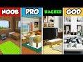Minecraft NOOB vs PRO vs HACKER vs GOD