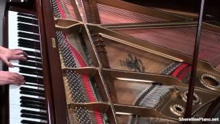 Fully Restored 1922 Mason & Hamlin A - Improvisations On Blue Bossa