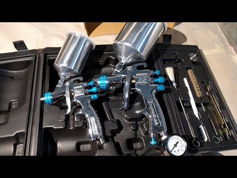 DeVilbiss Starting Line: Budget Spray Gun Review
