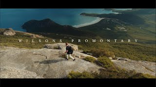 Hiking in Wilsons Promontary after isolation | FPV drone