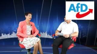 Bomben - Interview mit Christine Anderson - AfD