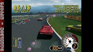 PlayStation - Advan Racing (1998)