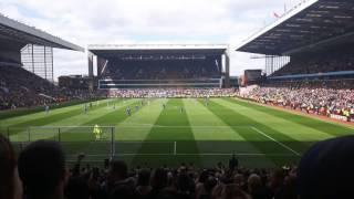 Aston Villa v Birmingham City. Gabby Scores 1-0 Villa Park Goes Nuts!!!