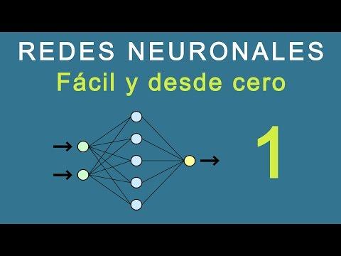 Redes Neuronales - Fácil y desde cero