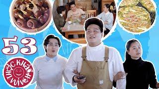 """Thực Khách Vui Vẻ #53: Lâm Vỹ Dạ sợ hãi với """"nết ăn"""" của Yuno Bigboi, quẩy cực sung tại Đà Lạt"""