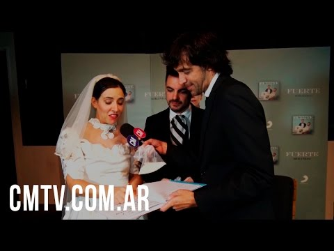 Miranda! video Entrevista - Presentación Fuerte - Argentina Abril 2017