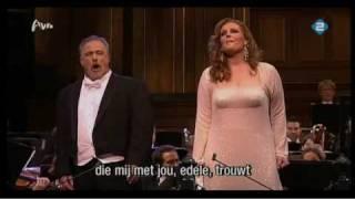 Clifton Forbis, Eva Maria Westbroek - Die Walküre Act 1 - Der Männer Sippe...Winterstürme