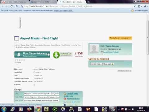 Airport Mania : First Flight Nintendo DS