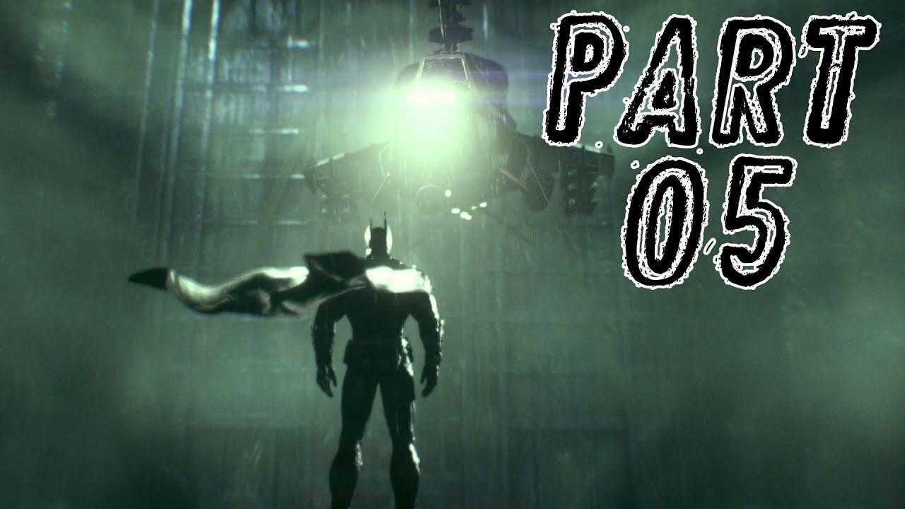 Batman: Arkham Knight – 05 – Batman Vs. Helikopter