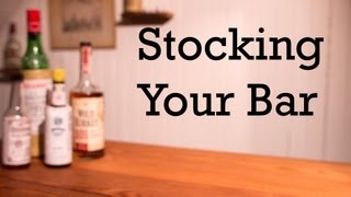 Stocking Your Bar from Better Cocktails at Home