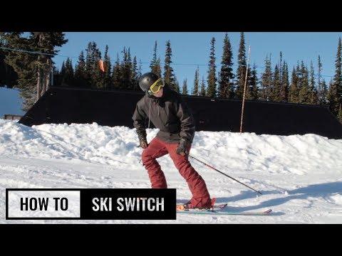 How To Ski Switch
