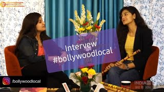 Bollywood Local Youtube Channel took Palak Jain Interview- The Golden Notes - Download this Video in MP3, M4A, WEBM, MP4, 3GP