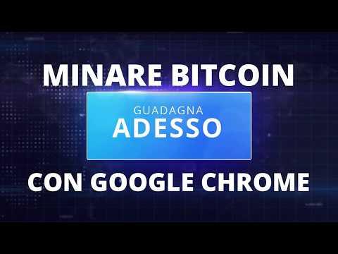 Guadagna velocemente un bitcoin