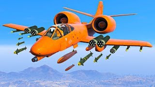 NEW $5,000,000 WAR PLANE! (GTA 5 DLC)