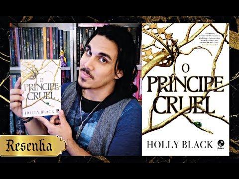 Resenha O PRÍNCIPE CRUEL, da Holly Black (Galera Record)