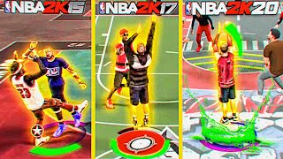 GETTING A GREEN LIGHT ON EVERY NBA 2K GAME IN ONE VIDEO...
