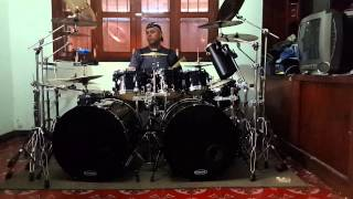 "Anthrax: - A.D.I./Horror Of It All - ""Drum Cover"""