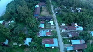 preview picture of video 'Tanjung palas Kampung halaman ku.. terbang dengan mjx B3'