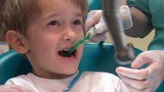Влог Один день из жизни Давида | Как Давид к зубному ходил | Страшилки от Давида