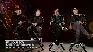 "Fall Out Boy Excited for Fans to Hear ""Heaven's Gate"""